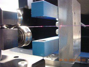 Erkennen von Defekten von eingefärbten Lichtleitern