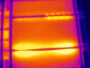 Laserlöten von Solarzellen