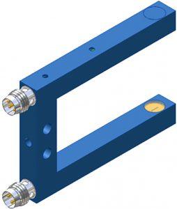 Lasergabel A-LAS-F08